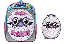 Hatchimals Magic is Hatching 16 inch Backpack & Lunch Bag Set
