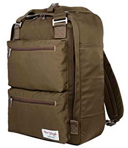 HotStyle DayBreak Waterproof Travel Backpack Handbag holds 15